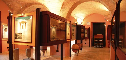 """Antiquarium """"Casamarte"""""""